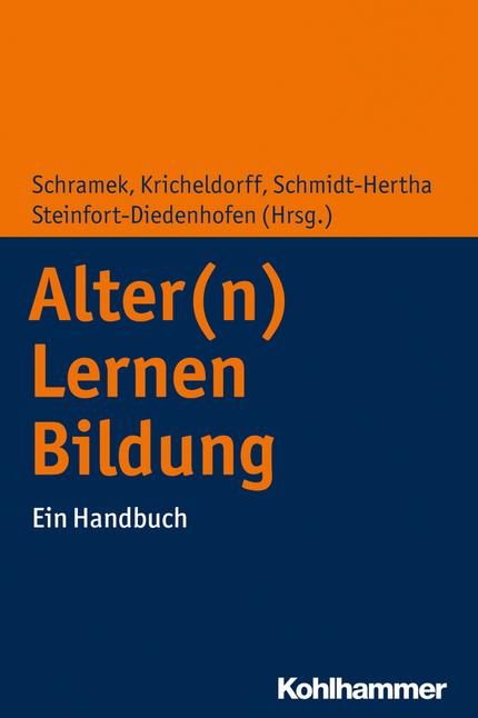 Titel Alter(n) Lernen Bildung im Kohlhammer Verlag 2018 erschienen